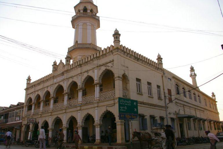 Gebäude in Pyin U Lwin