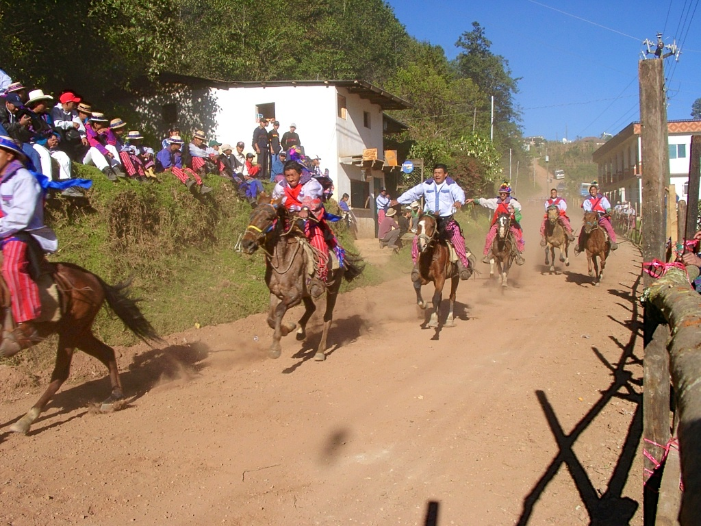 Festivals around the world: Riders on horses