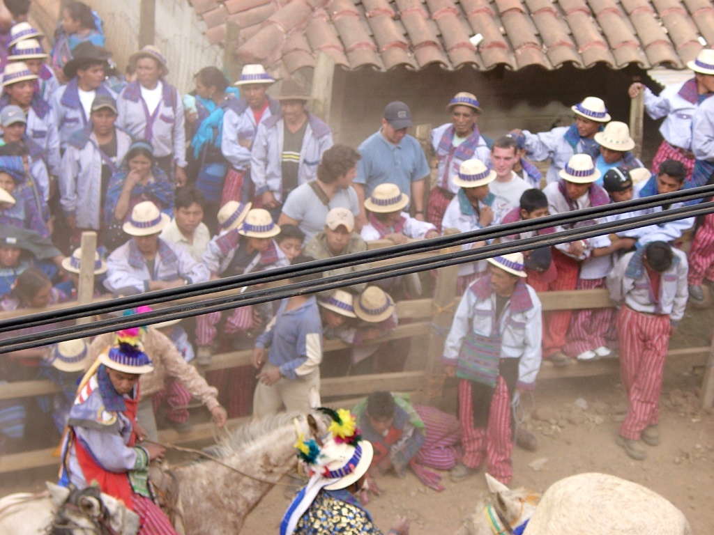 Festivals around the world: People and horses in Todos Santos
