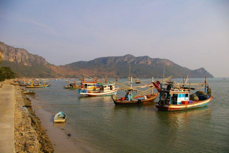 Mietwagen Thailand: Ao Noi