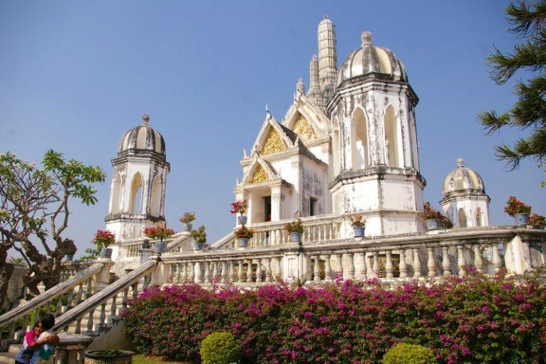 Mietwagen Thailand: Kao Wang, Petchaburi