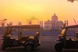 Tuk Tuk Sunset