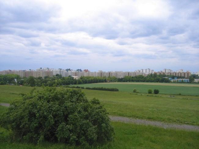 Mauerweg: Märkisches Viertel