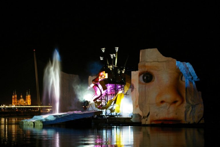 Expo 2008: Wassershow
