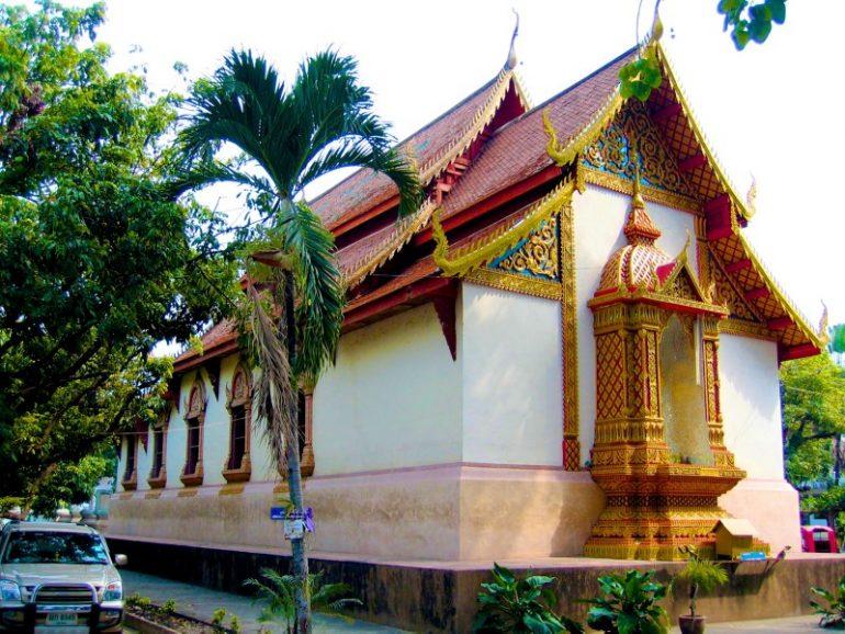Tempel Chiang Mai: Wat Sri Kerd
