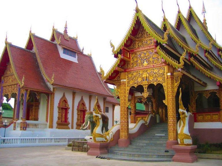 Tempel Chiang Mai: Wat Huakuang