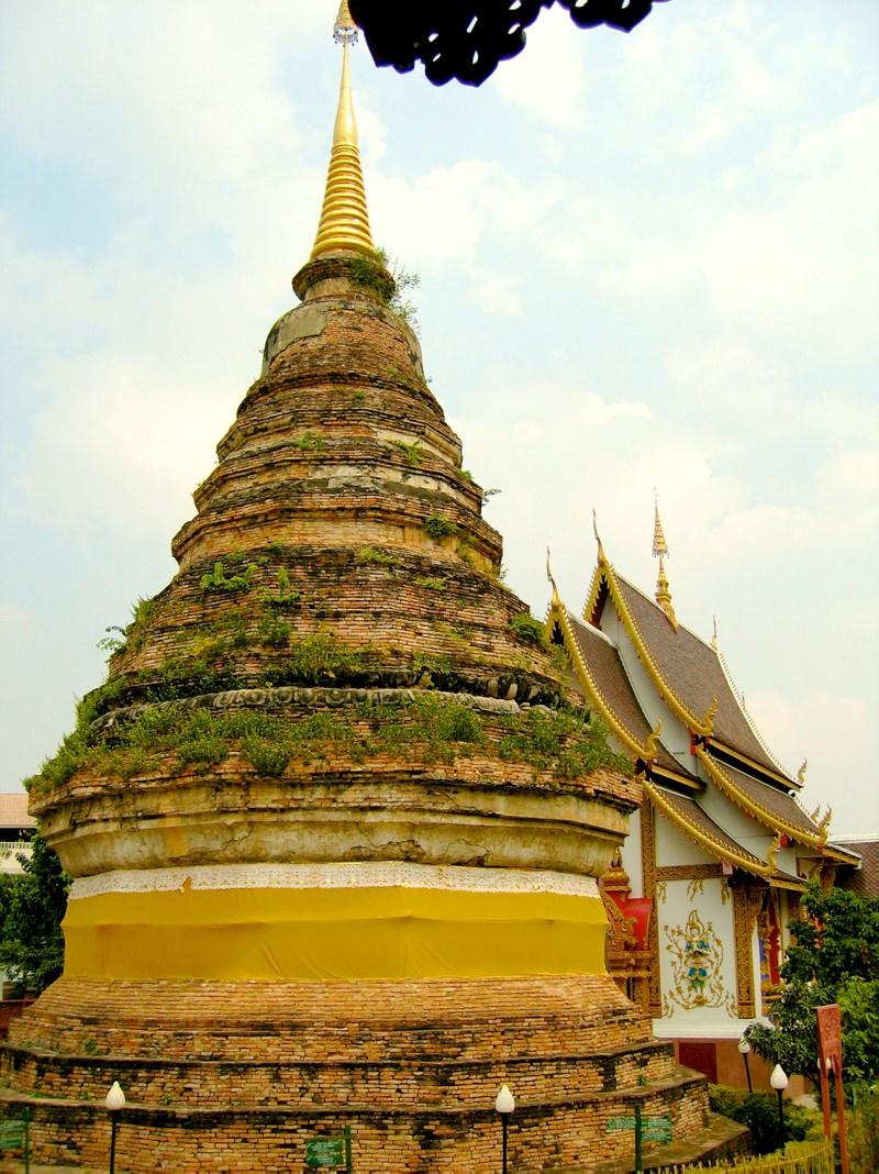 Temples in Chiangmai: Wat Huakuang