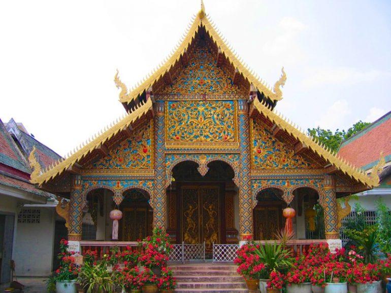 Tempel Chiang Mai: Wat Morcondtuang