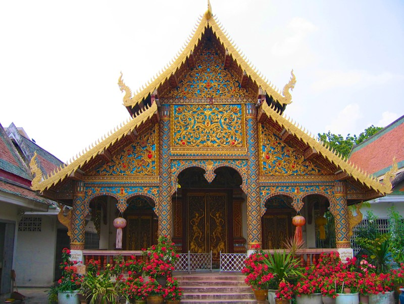 Temples in Chiangmai: Wat Morcondtuang