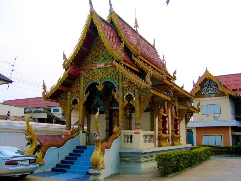Temples in Chiangmai: Wat Kuankama