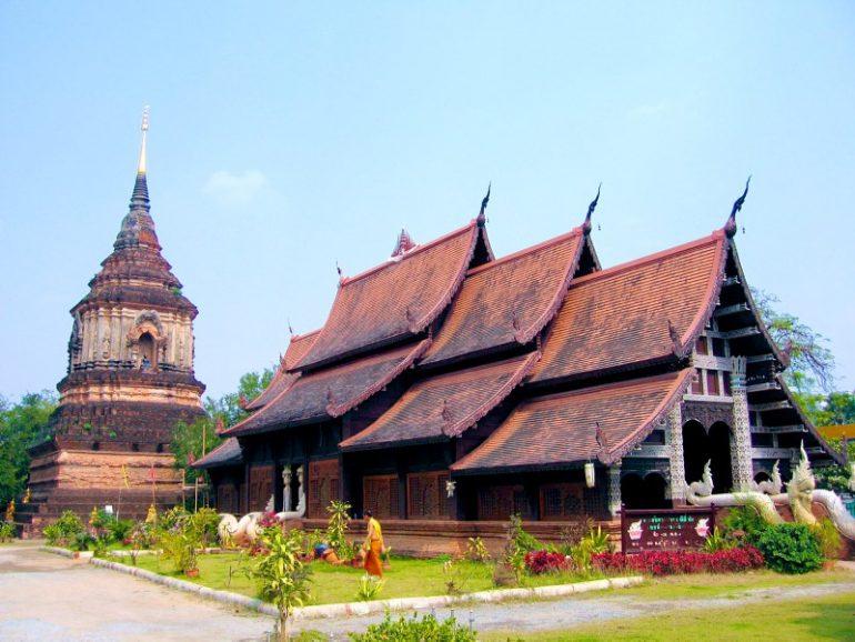 Tempel Chiang Mai: Wat Lok Molee
