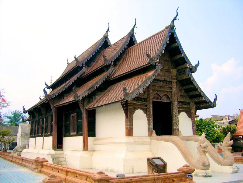 Temples in Chiangmai: Wat Prasat