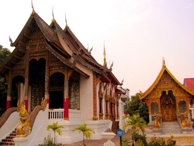 Tempel Chiang Mai: Wat Tung Yu