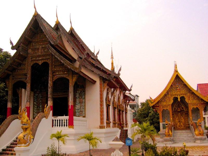 Temples in Chiangmai: Wat Tung Yu