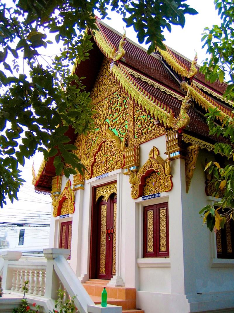 Temples in Chiangmai: Wat Moonran