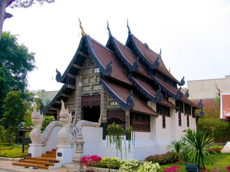 Tempel Chiang Mai: Wat Chedi Luang