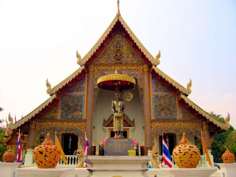Tempel Chiang Mai: Wat Phra Sing