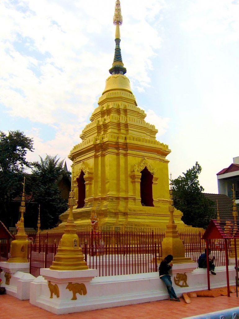 Tempel Chiang Mai: Wat Muen Ngoen Kong