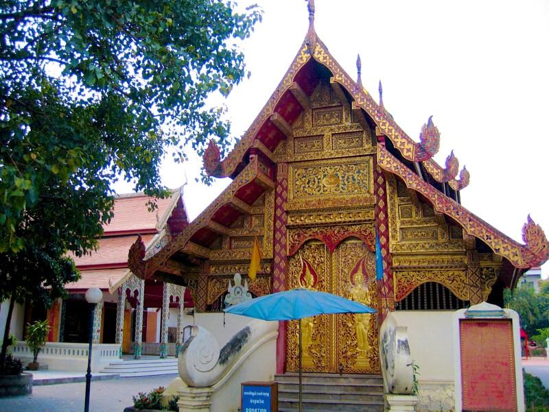 Temples in Chiangmai: Wat Muen Ngoen Kong
