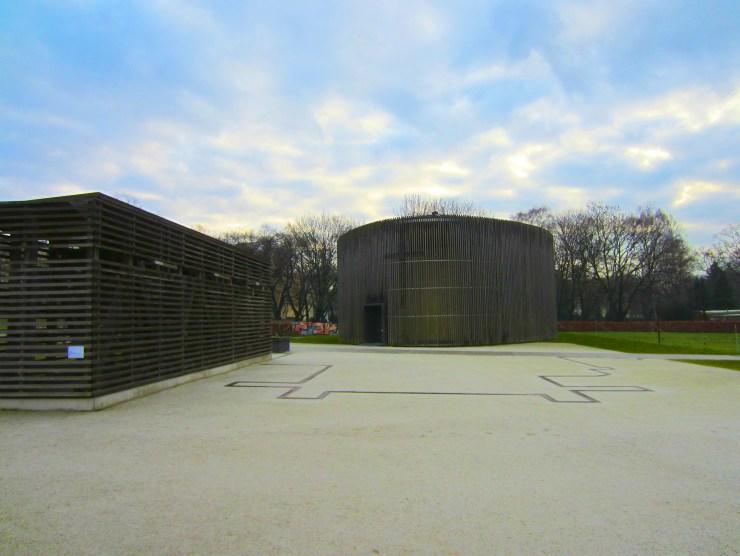 Berlin Wall Trail: Chapel of reconciliation