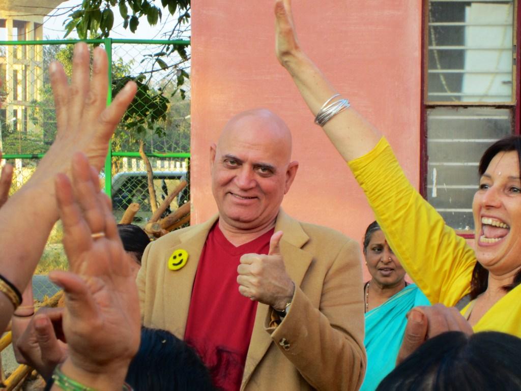 Dr. Madan Kataria - the Giggling Guru