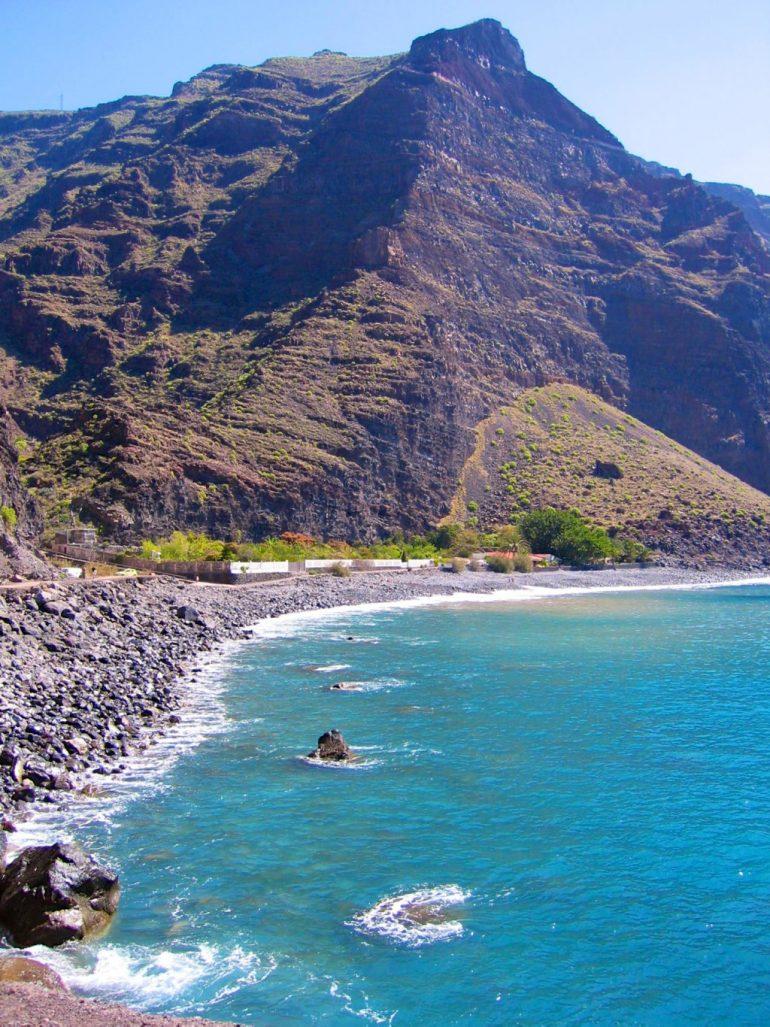 Gomera Highlights: Strand und Felsen