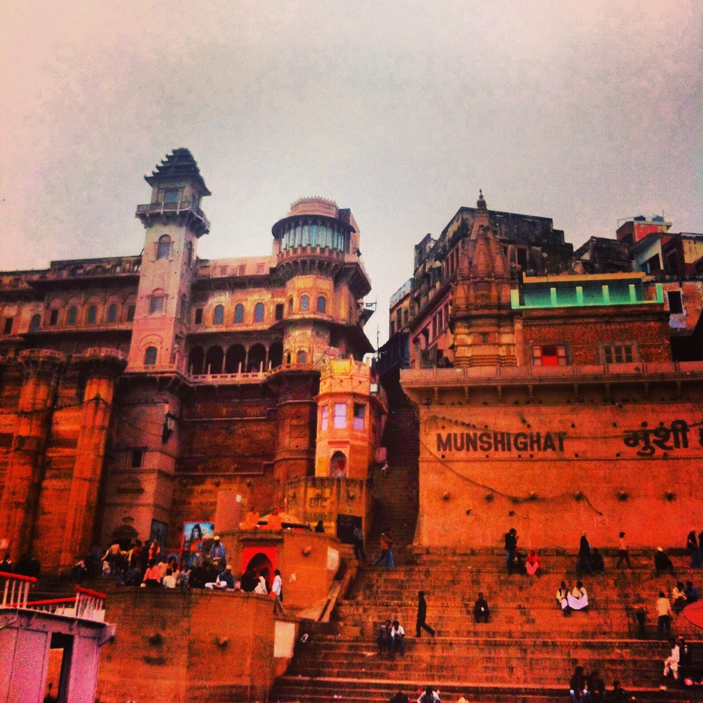 Varanasi does not leave you untouched - promise!
