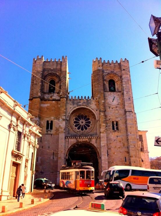 Lissabon Sehenswürdigkeiten: Catedral Sé Patriarcal