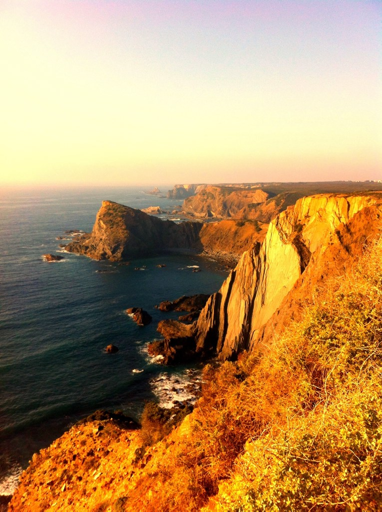 Algarv insider tips : Coast near Sagres