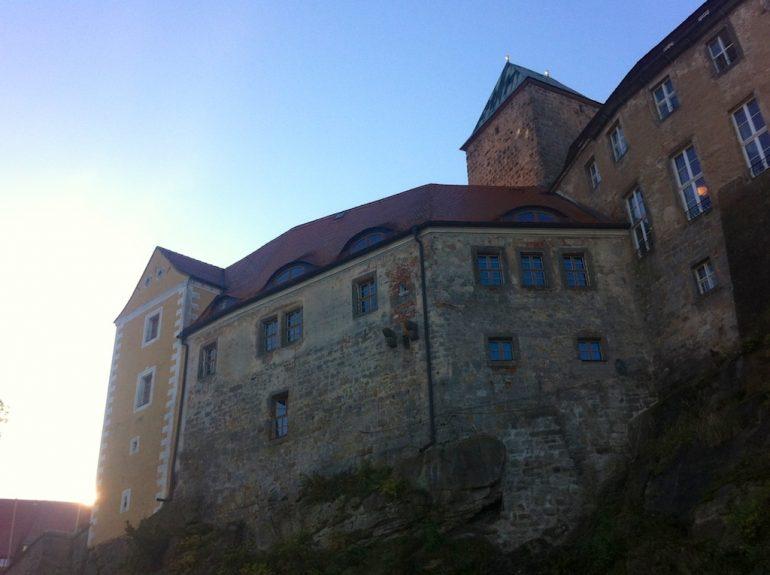 Sächsische Schweiz Unterkunft: Burg Hohnstein