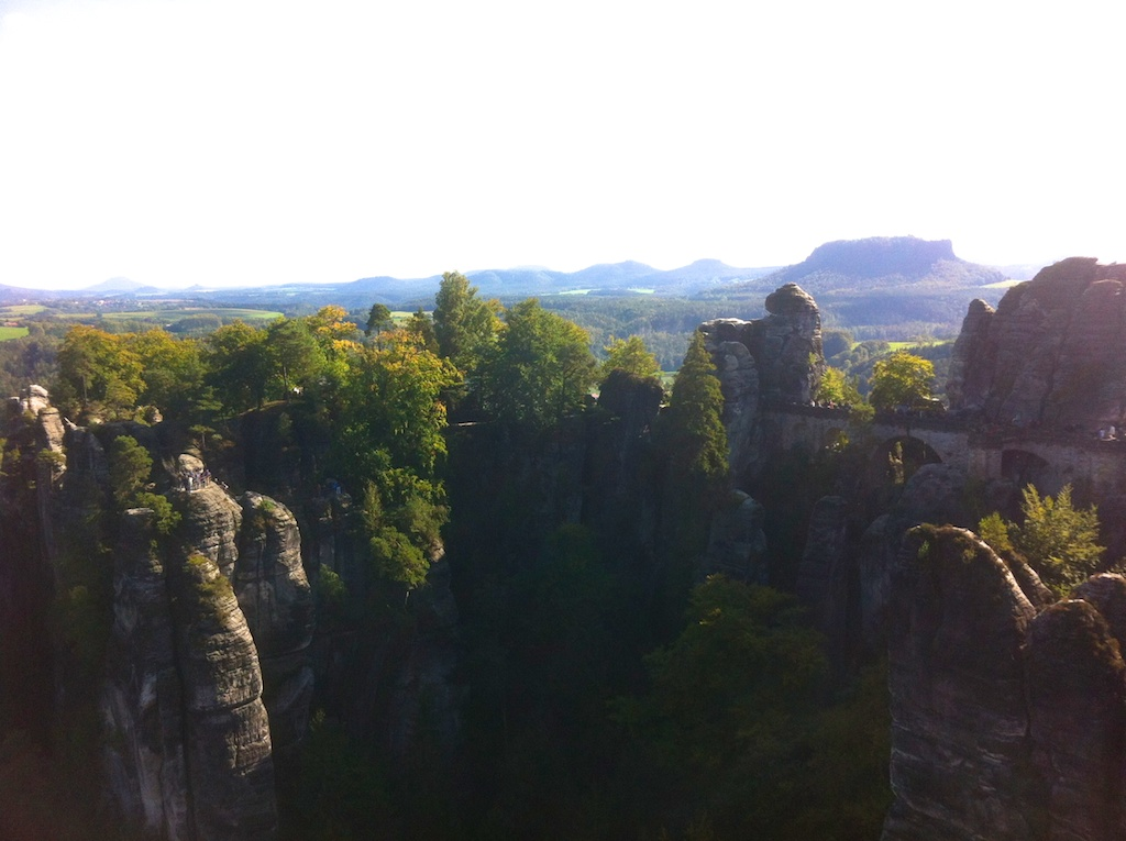 Bastei-Felsen