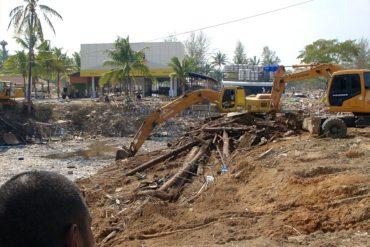 Tsunami Thailand 2014