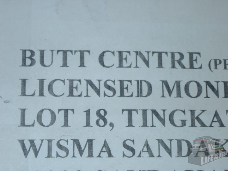 Typo: Sign in Malaysia
