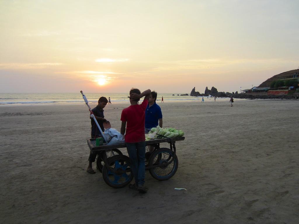 Arambol Beach, Goa, 2014