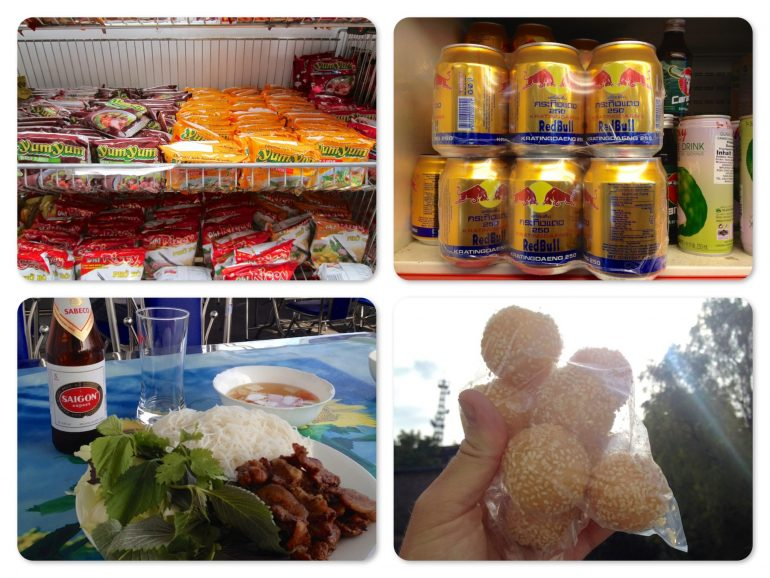 Lebensmittel im Dong Xuan Center Berlin
