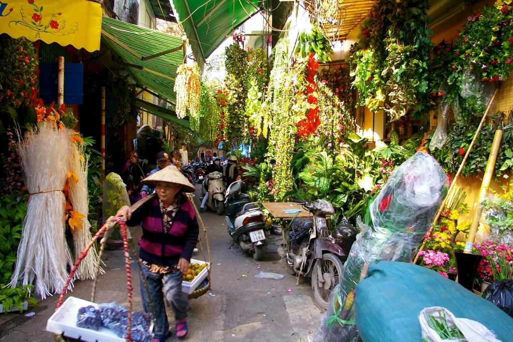 In Hanois Altstadt