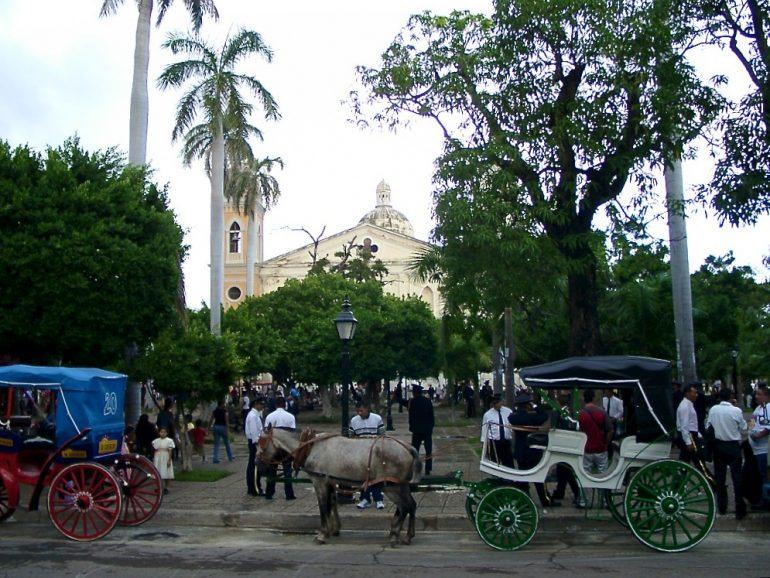 Mittelamerika: Koloniale Altstadt von Granada