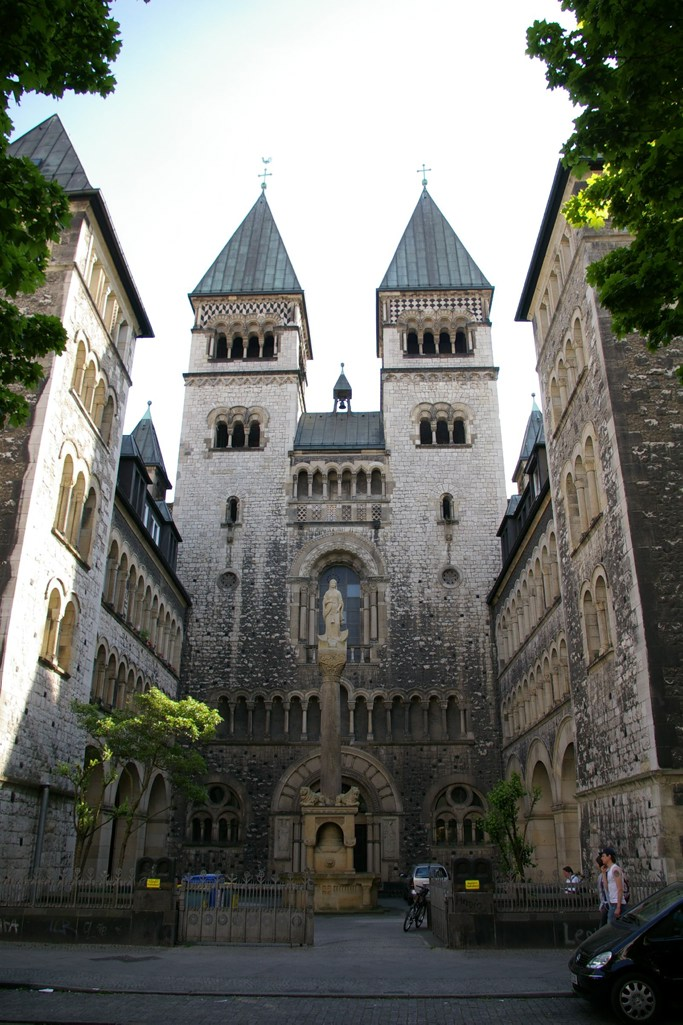 Kirche in der Berliner Wrangelstrasse