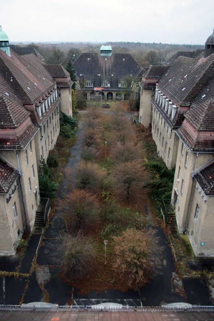 Tuberkulose-Heilstätte Berlin-Buch