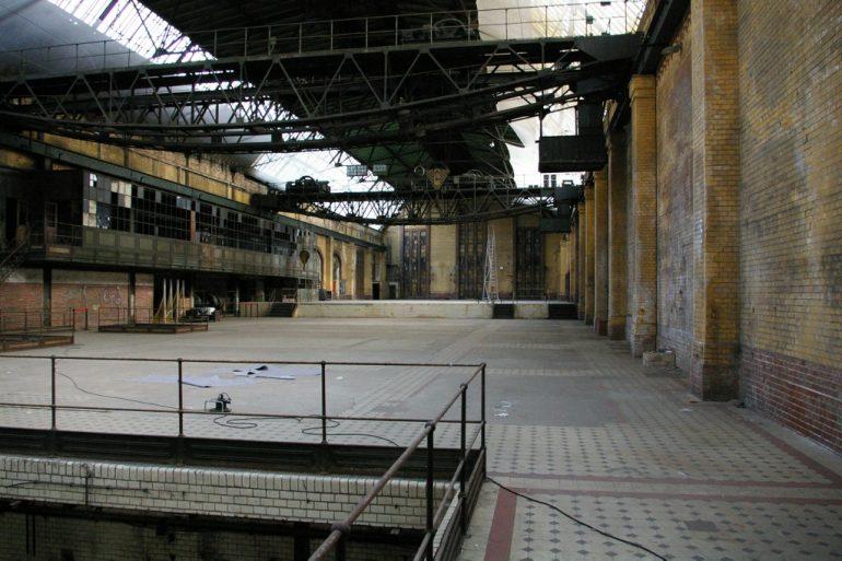 Rummelsburg ehemaliges Heizkraftwerk