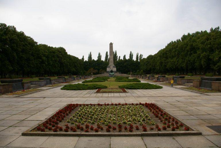 Russisches Kriegerdenkmal Pankow