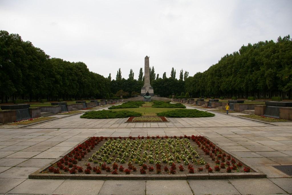 Kriegerdenkmal Pankow