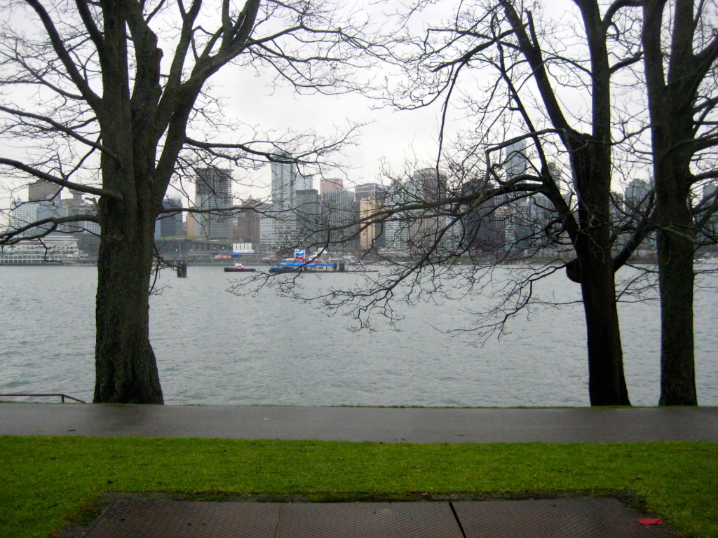 Grün und Wasser - zwei Kernelemente von Vancouver