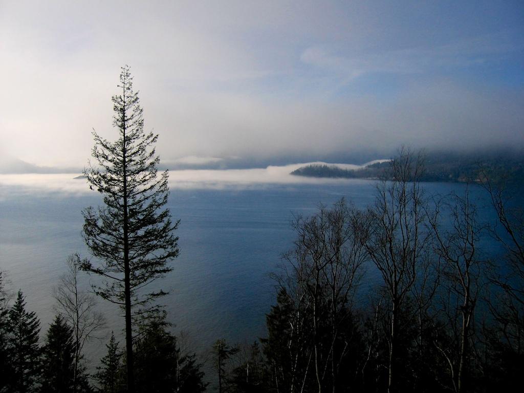 Ein Ausblick jagt den nächsten: British Columbia