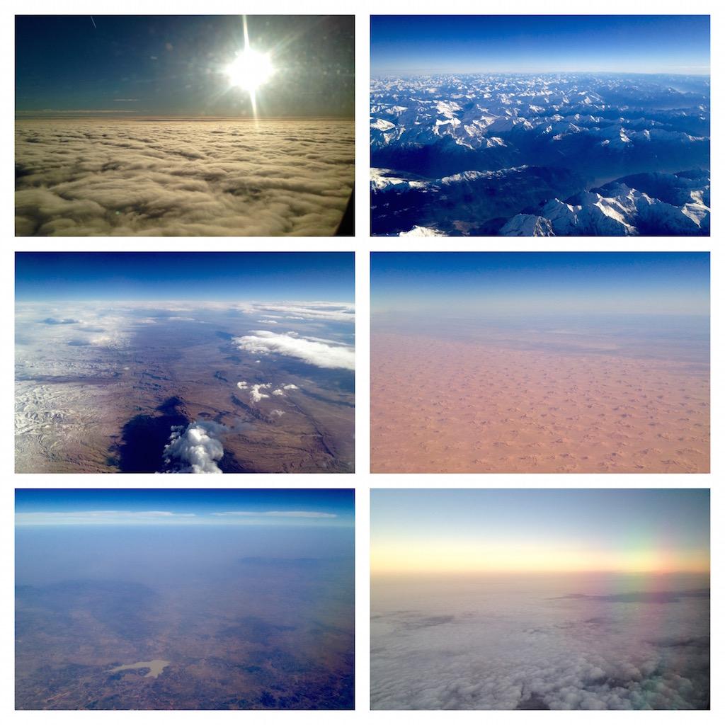 Alpen, Wüste, Steppe - Afrika von Nord nach Süde