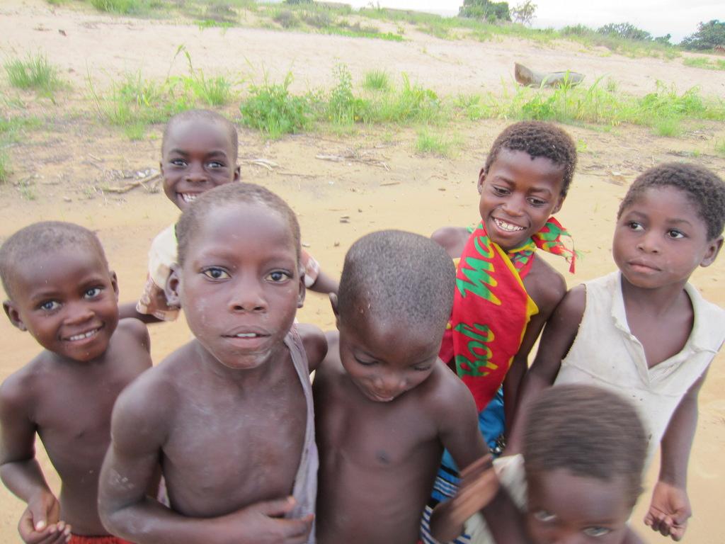 Malawische Kinder