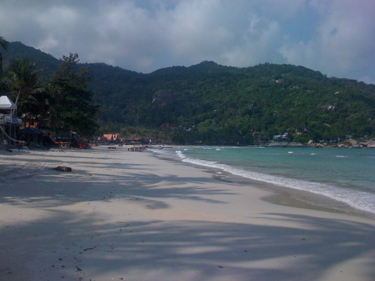 Ko Phangan Highlights: Strand und Meer in Had Rin