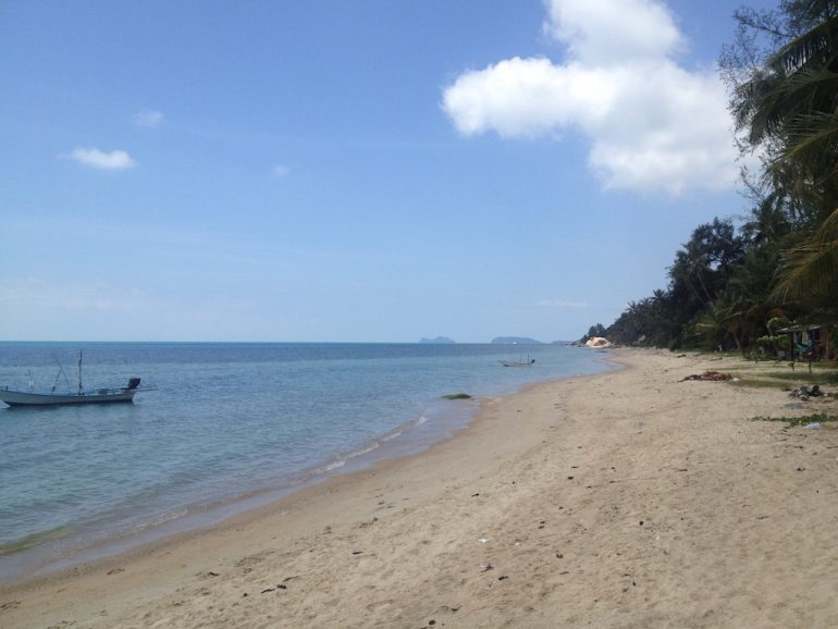 Ko Phangan Highlights: Kurz vor Had Bangson