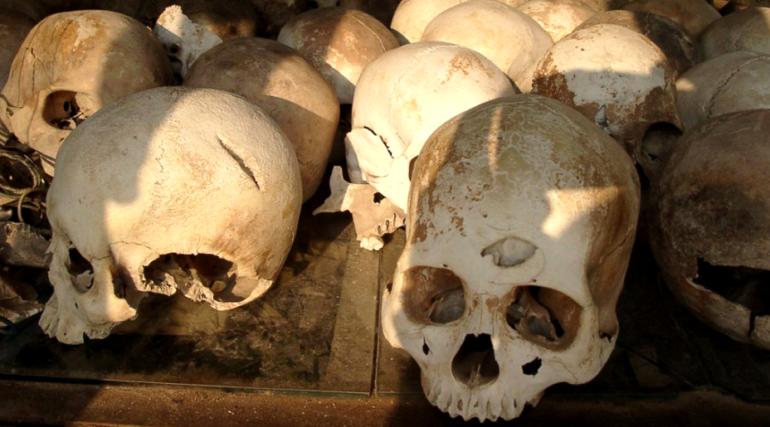 Bangkok Geheimtipps: Schädel