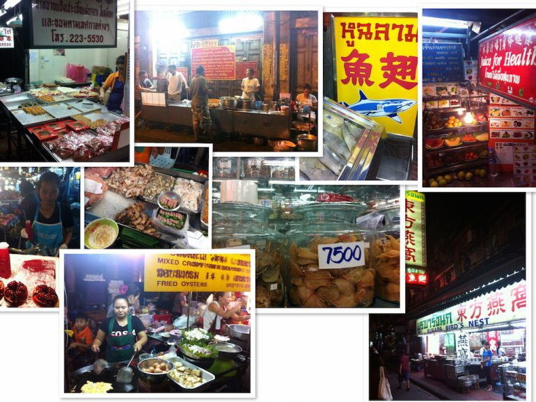 Chinatown Food Tour